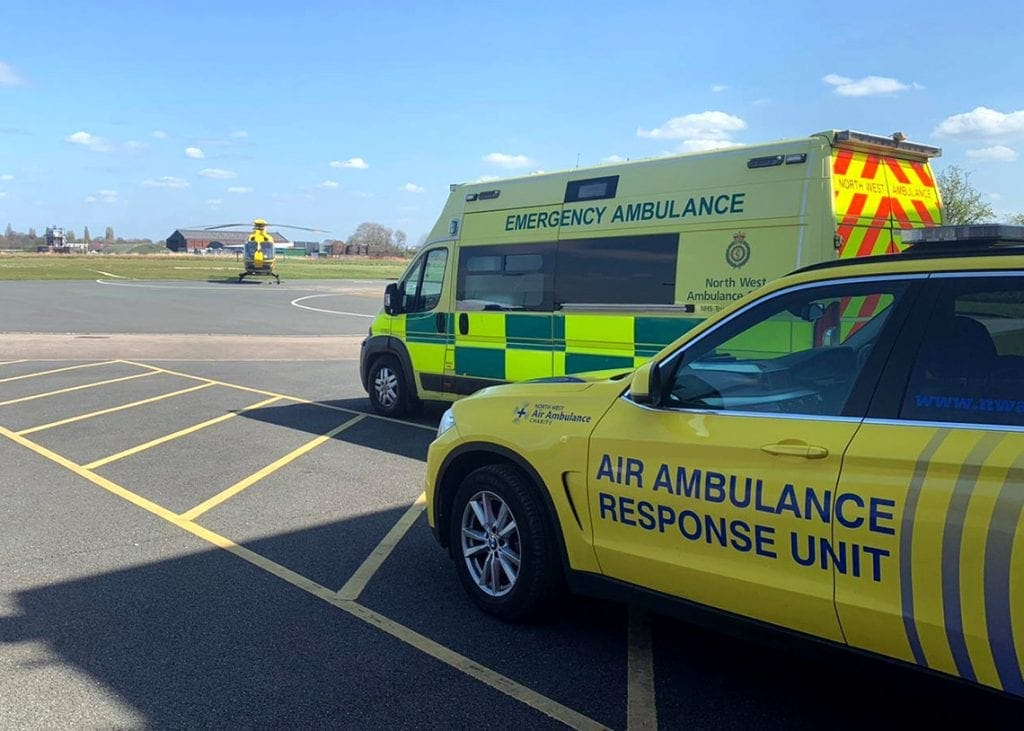 The North West Air Ambulance Charity (NWAA) has partnered with the North West Ambulance Service (NWAS) to launch an inter-hospital transfer for critically ill COVID-19 patients.
