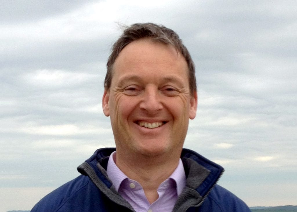 Revd Dr James Robson, Ministry Director, Keswick Ministries