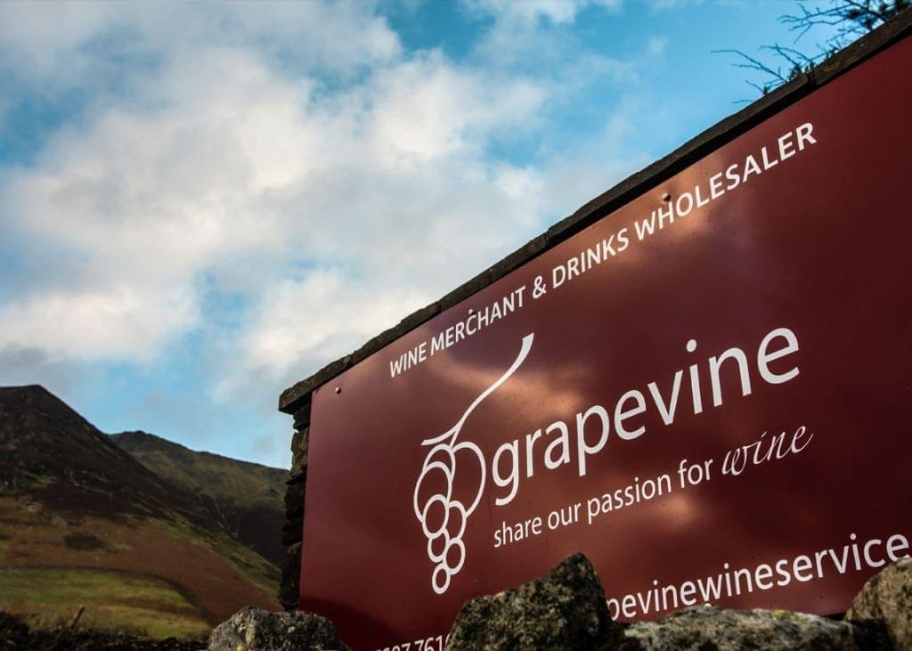 Grapevine wine merchant and drinks wholesaler