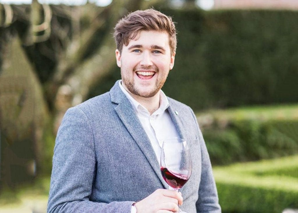 Richard Bracken, Grapevine area sales manager and wine specialist.