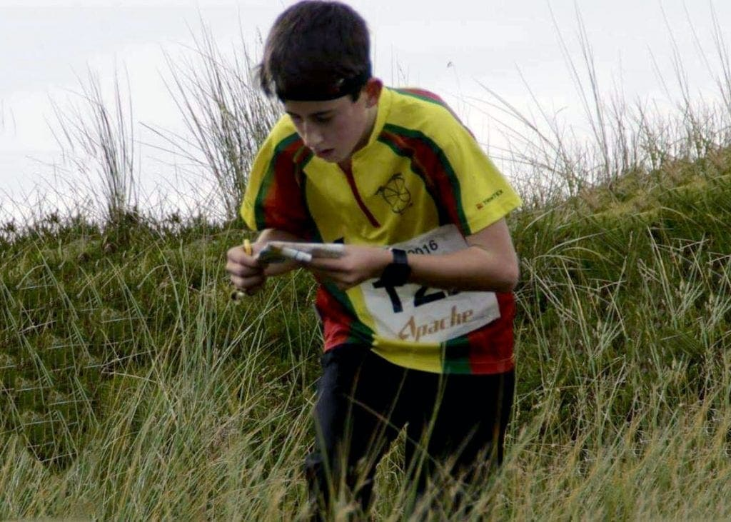 Joe Sunley is proving to be as talented in the world of virtual-o as he is in real orienteering, having won two Lockdown Orienteering events in a row