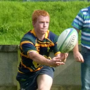 9. Scrum-half: Matty Roper