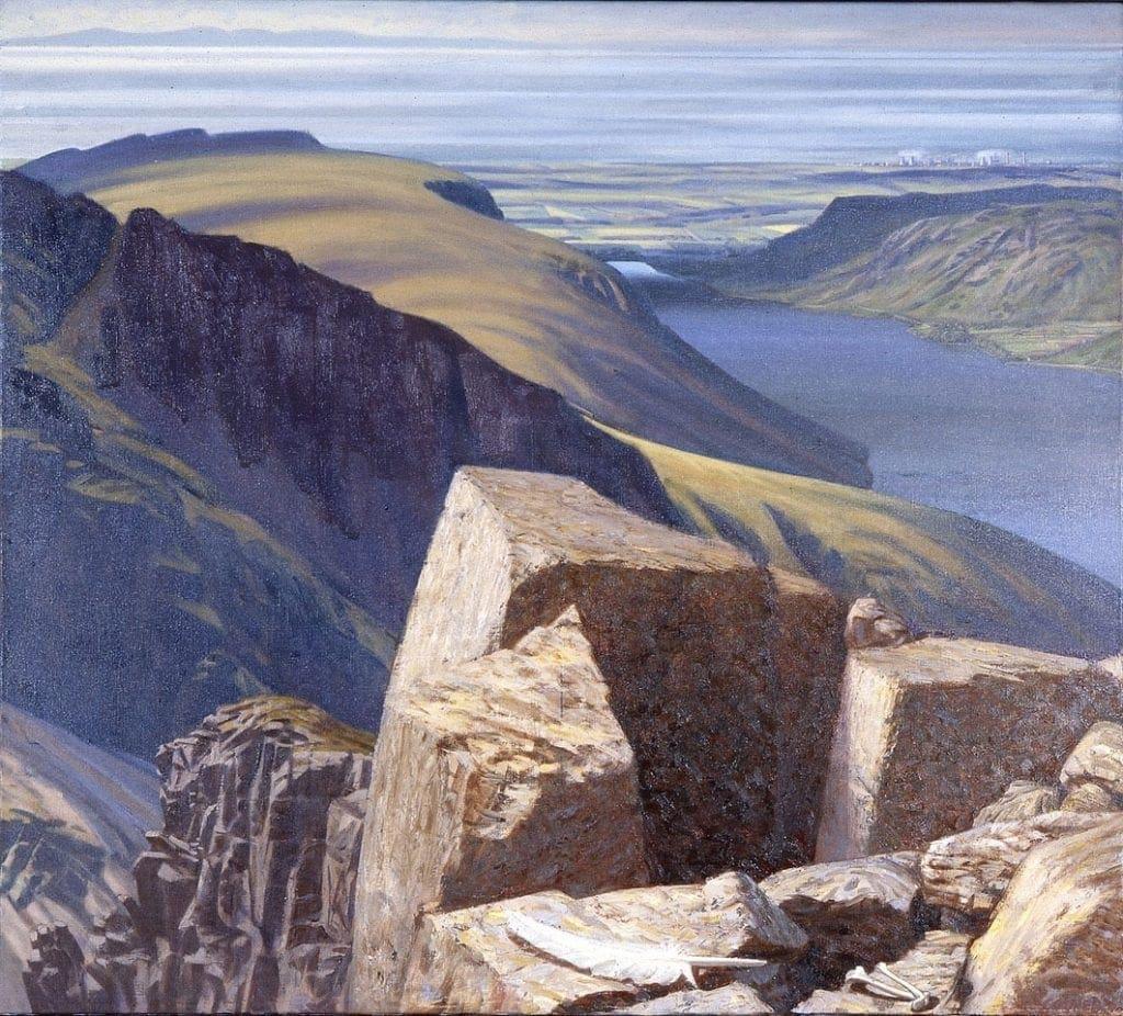 'Towards The Sea, Scafell' by Julian Cooper